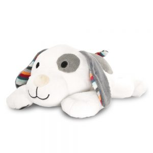 Σκυλάκι DEX ύπνου μωρών με χτύπο της καρδιάς & λευκούς ήχους