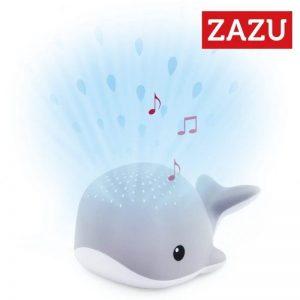 Wally προβολέας ύπνου Ωκεανού με λευκούς ήχους Φάλαινα Whale ZAZU